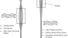 Harmonic Vibration: What's shaking my light poles?